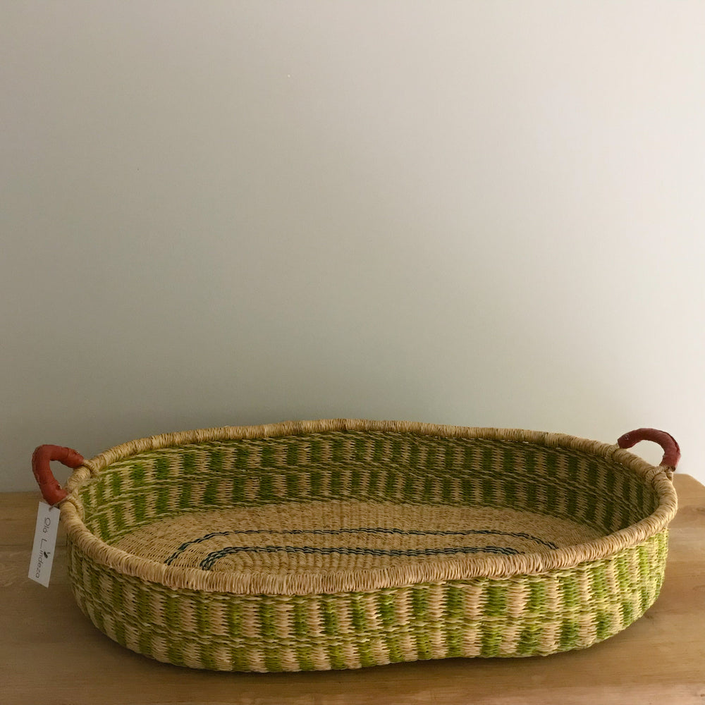 'Hope' Woven Changing Baby Basket