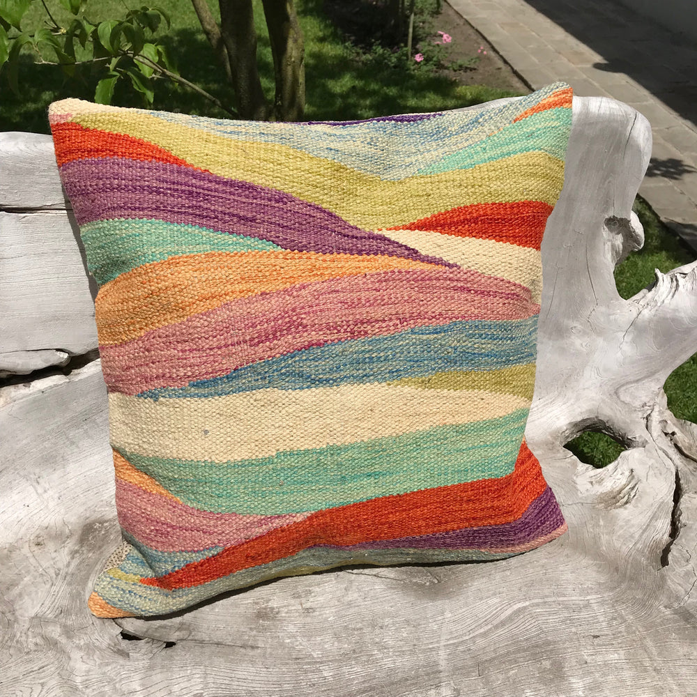 Colorful Kilim Cushion