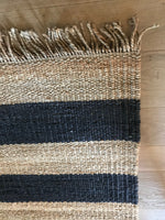 Ocean Breeze Hemp Rug with Fringe | Olá Lindeza