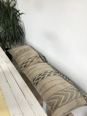Inca Wool Lounge Pillow