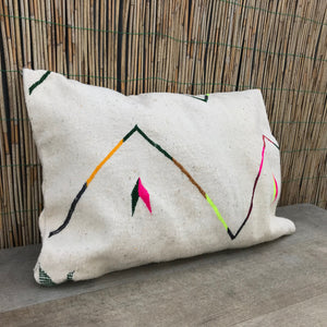 Oscar Wool Lounge Pillow
