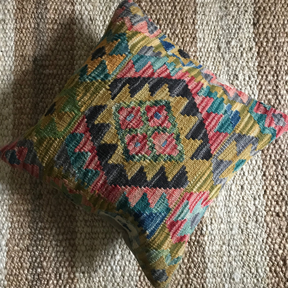 Aaqil Kilim Cushion
