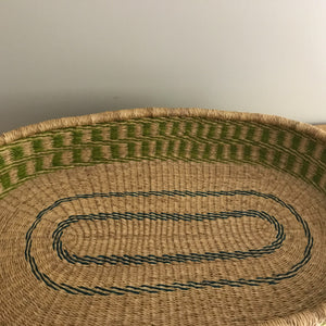 Hope Woven Baby Changing Basket