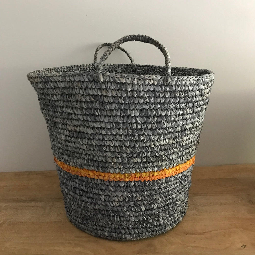 Natural storage basket | Olá Lindeza
