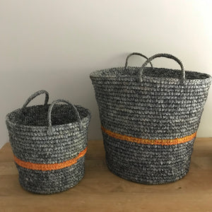 Handwoven Seagrass Storage Baskets | Olá Lindeza