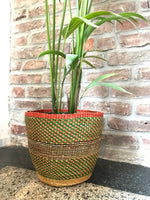 Samirah kukutoes planter basket