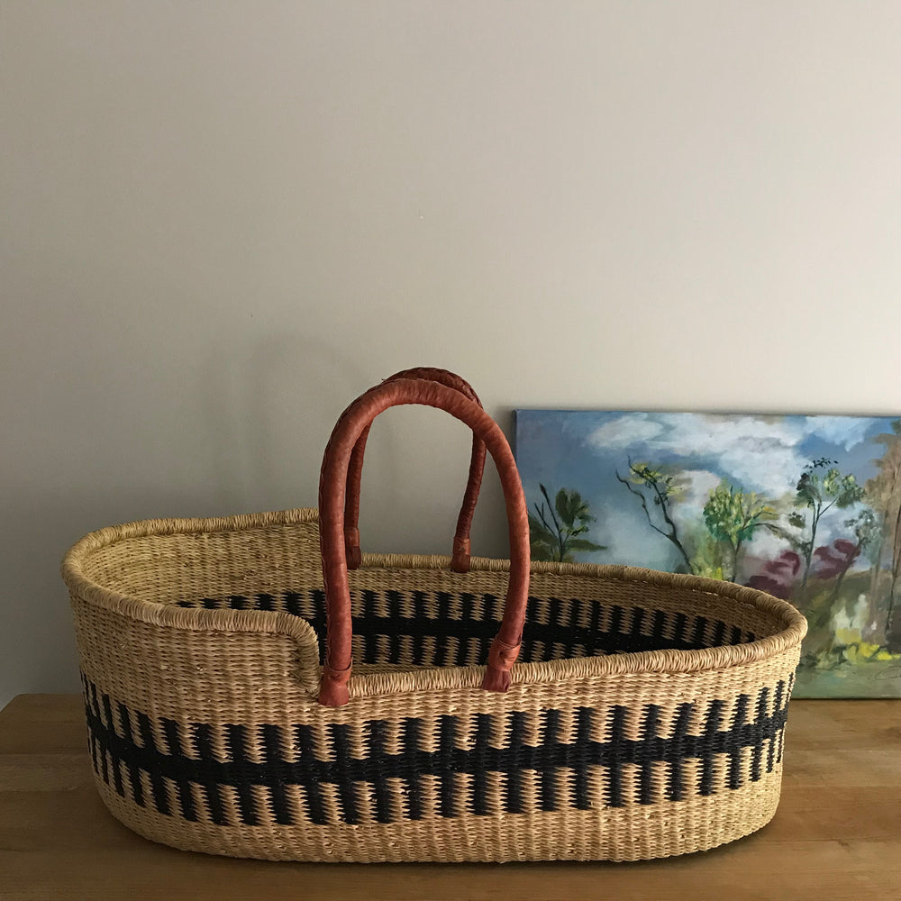 Empire Woven Baby Moses Basket