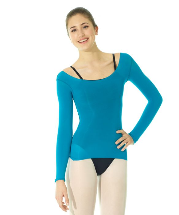 Mondor BodyPop Stretch Top