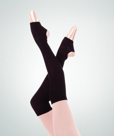 Body Wrappers Stirrup Legwarmers 27""