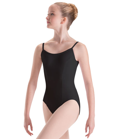 Motionwear Princess Seam Camisole Leotard