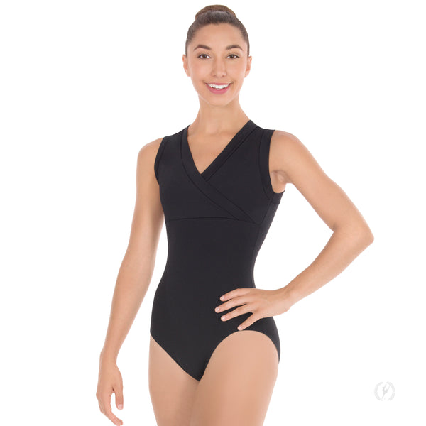 Eurotard Wrap Front Leotard