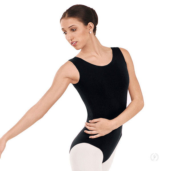 Eurotard Womens Tank Leotard with Tactel® Microfiber