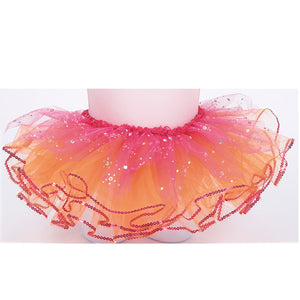 Dasha Multi-Layer Tutu with Sequins