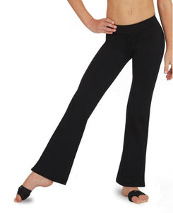 Children's Stretch Mid Rise Jazz Pant