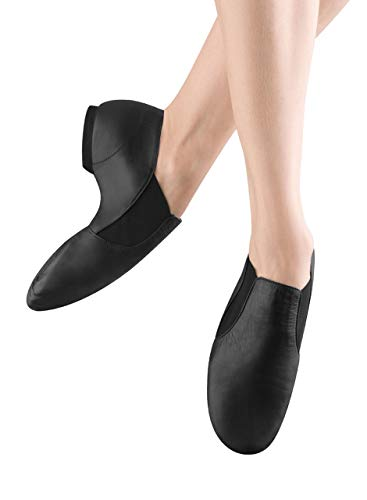 "Bloch ""Elasta Bootie"" Men's Slip-on Jazz Shoe"