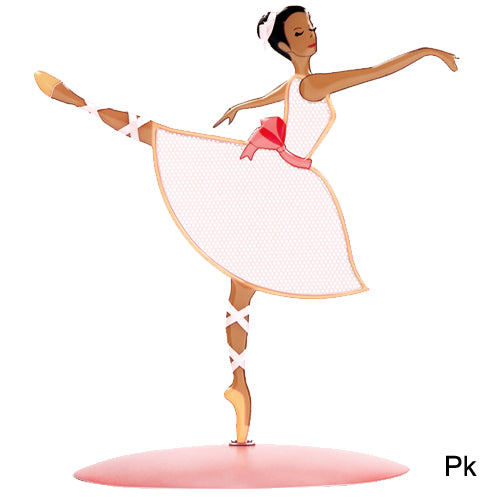 Dasha Designs Ballerina Jewelry Stand