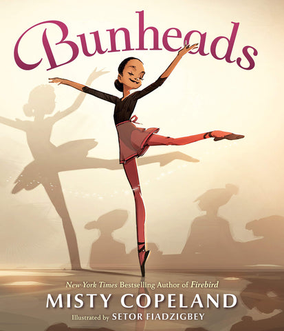 """Bunheads"" By Misty Copeland"