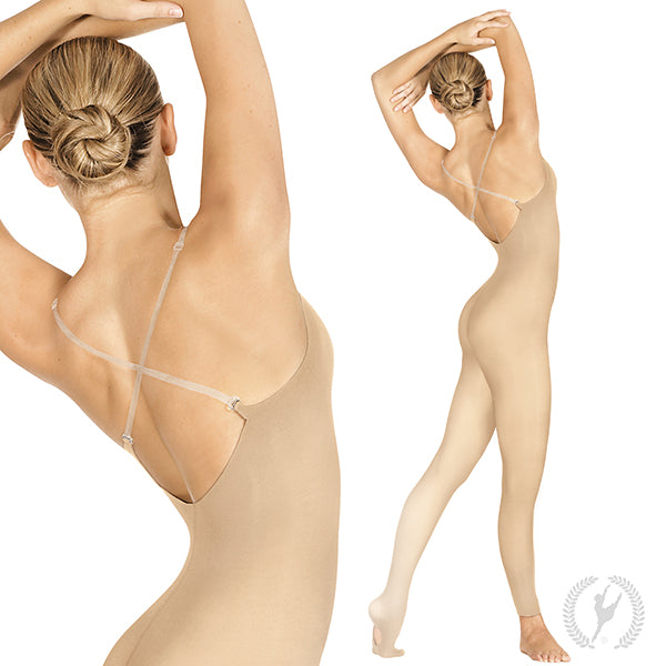 Eurotard Heavyweight Convertible Body Tights by EuroSkins