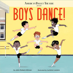 """Boys Dance!"" by John Robert Allman"
