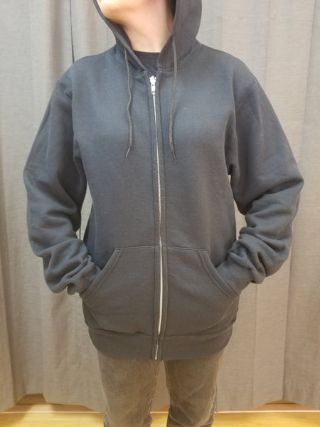 Soffe SFDG Zip Up Hooded Sweatshirt