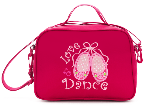 Sassi Designs Love 2 Dance Square Tote
