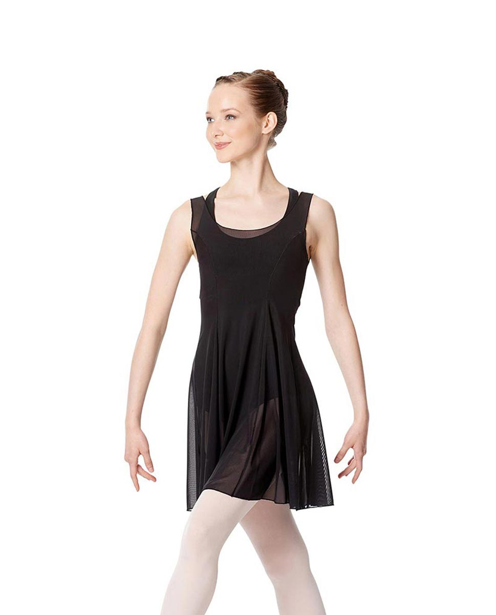 "Lulli ""Kimberly"" Mesh Dance Dress"