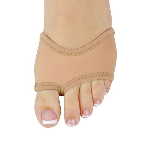Danshuz Neoprene Tan Half Sole