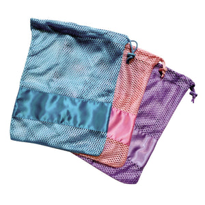 Pillows for Pointes Mesh Shoe Bag
