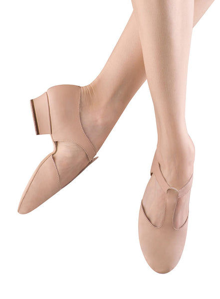 "Bloch ""Grecian Sandal"" Teacher Shoe"