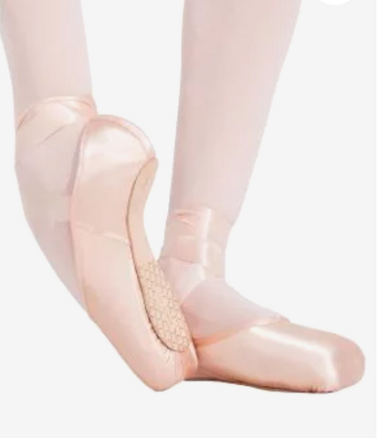Capezio Ava Pointe Shoe with 3.5 Strong Shank