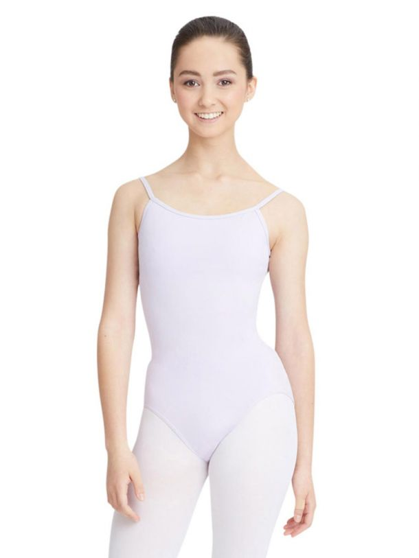 Capezio Camisole Leotard with Adjustable Straps