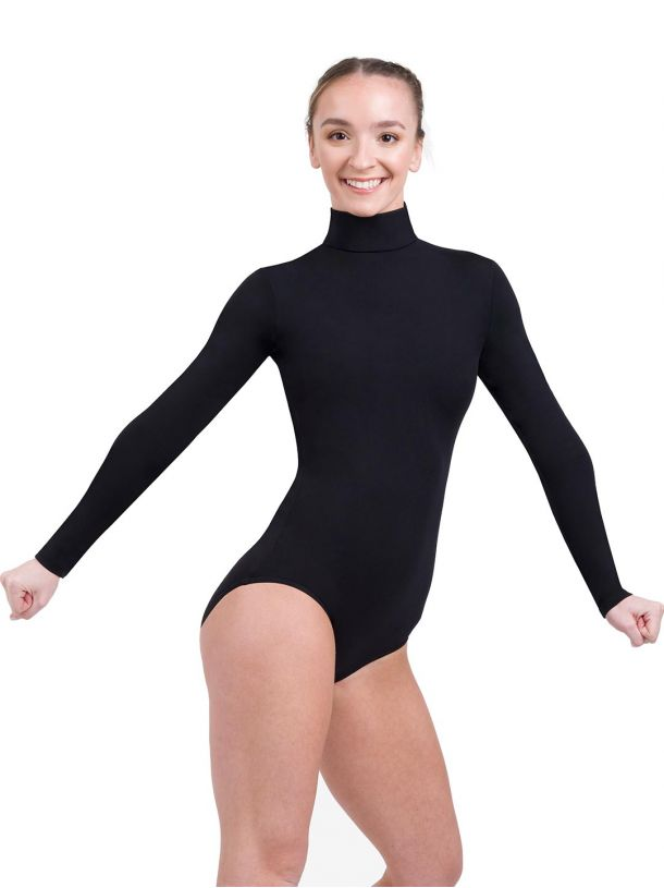 Capezio Turtleneck Long Sleeve Leotard