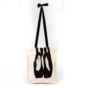 Dasha Designs Pointe Shoe Tote