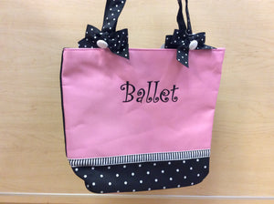 "Sassi Ballet/Tap ""Combo"" Tote"