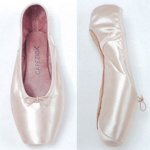 Arts and Crafts Pointe Shoes
