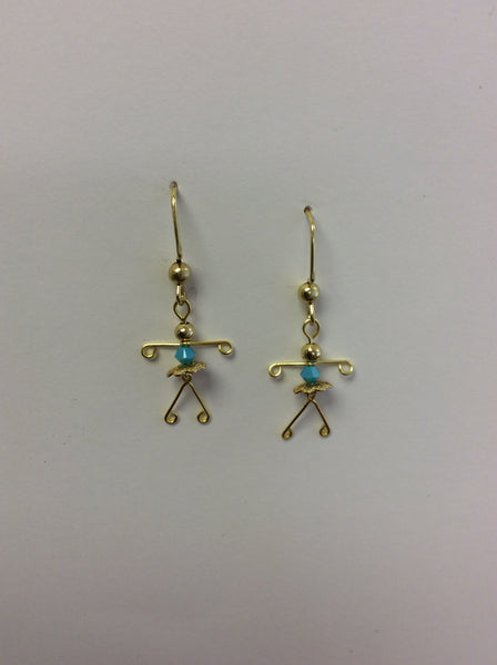 Earrings by Katie