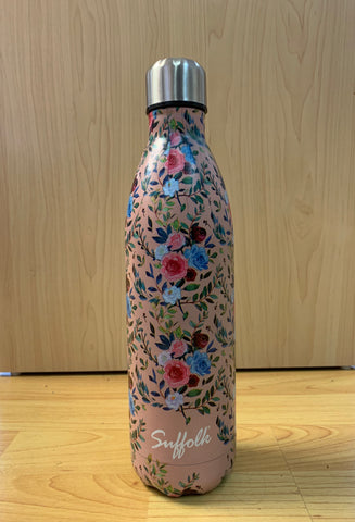 Suffolk Printed Water Bottle