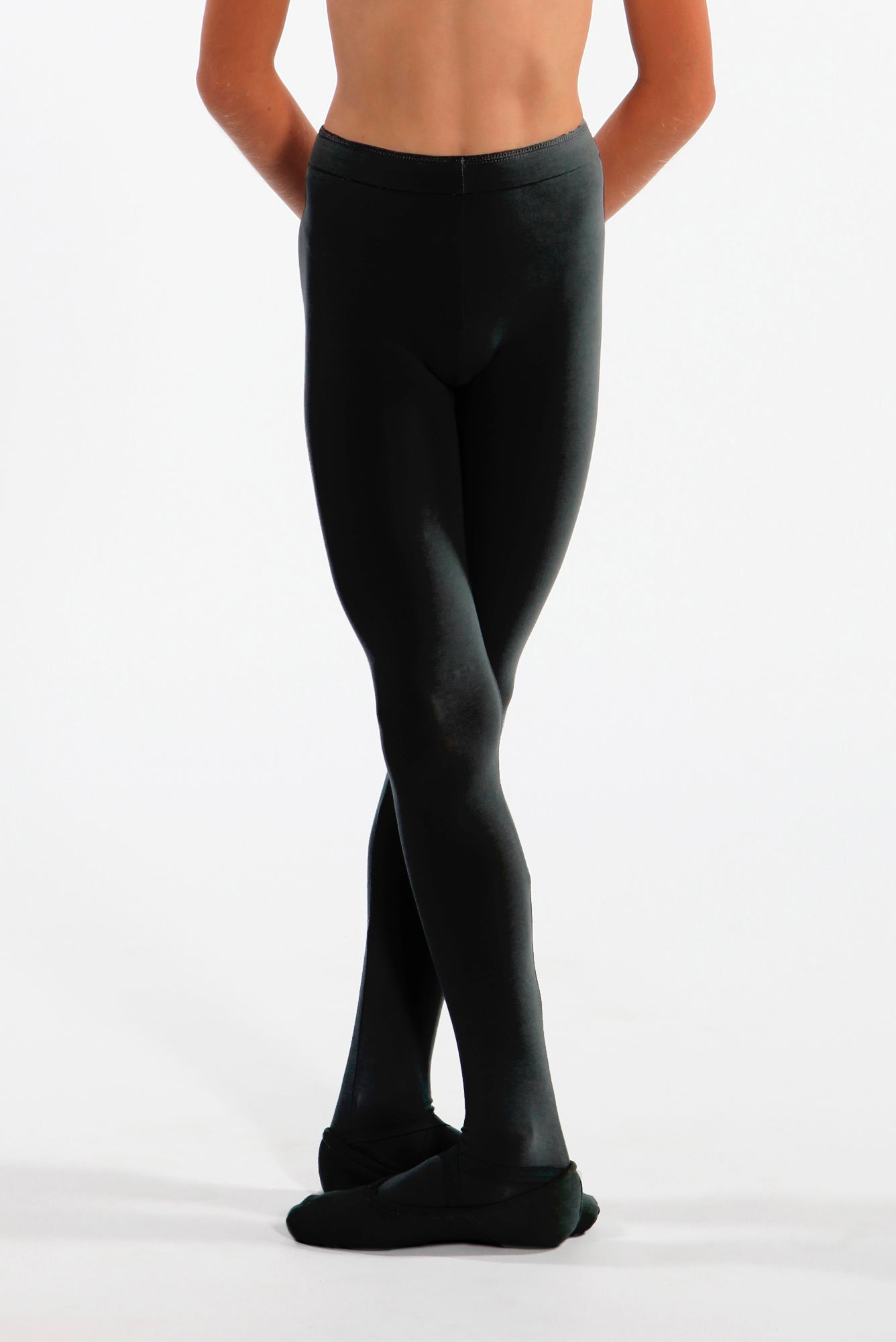 Wear Moi Solo Men's Footed Cotton Tights