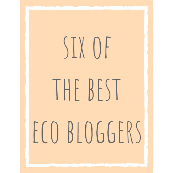 Six of the best: Eco Bloggers