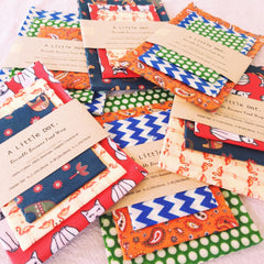 Buy reusable beeswax food wraps