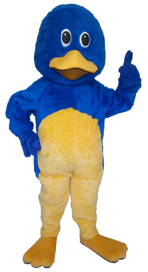 Blue & Yellow Penguin