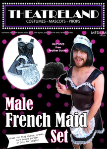 Male French Maid