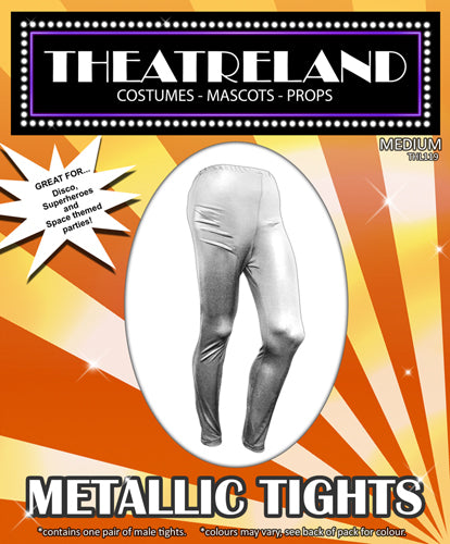 Metallic Tights