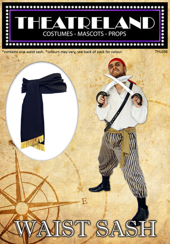 Pirate Waist Sash