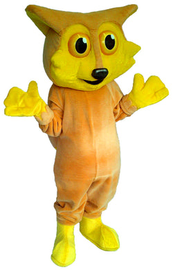 Bush Baby Yellow