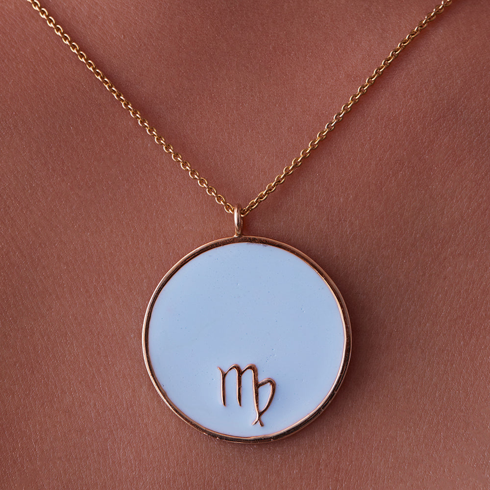 Astral Necklace Virgo