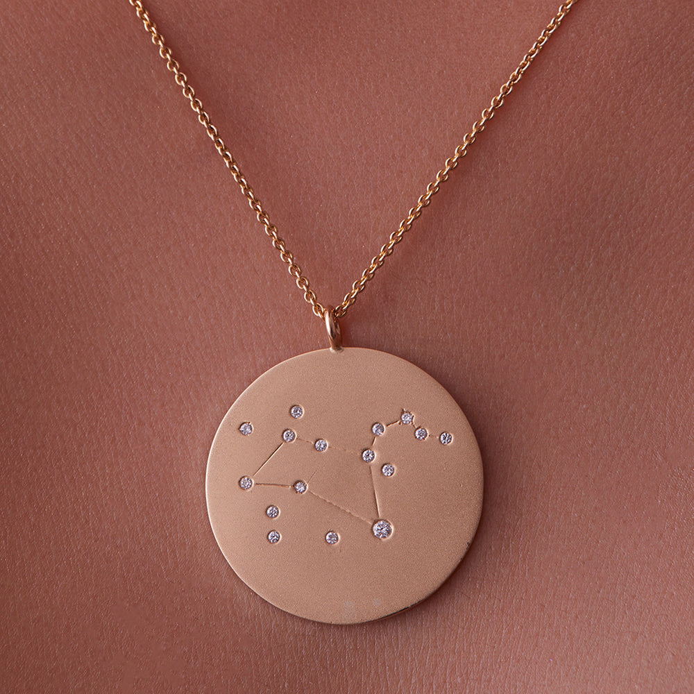 Astral Necklace Leo