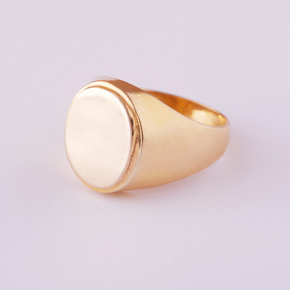 Remember Remember Signet Ring