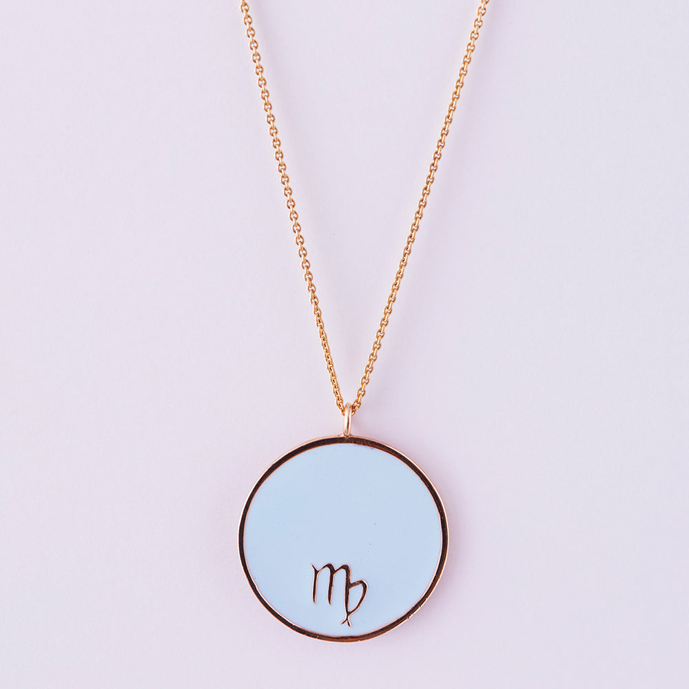 Astral Reversible Necklace Virgo