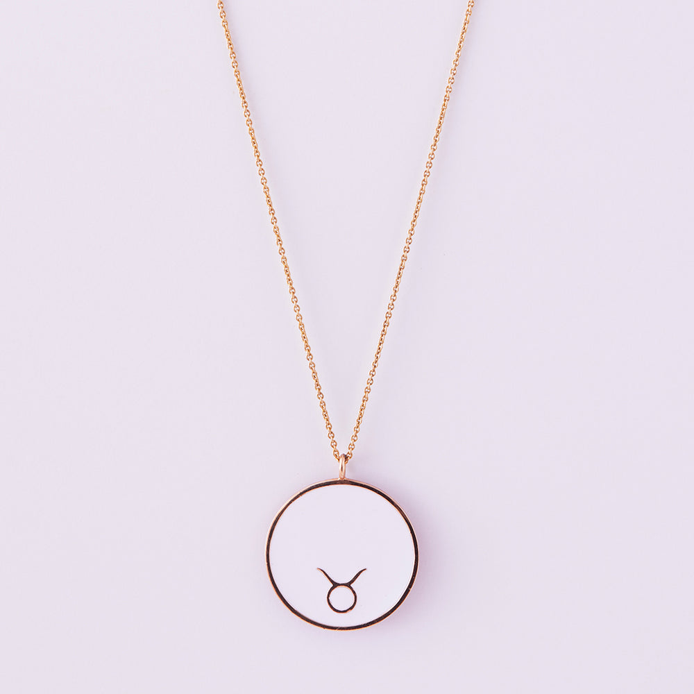 Astral Reversible Necklace Taurus